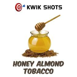 Kwik Shots - Honey-Almond-Tobacco- One shot Flavour Concentrates   South Africa