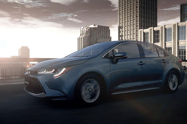 Die Neuen Hybrid Versionen Des Toyota Corolla