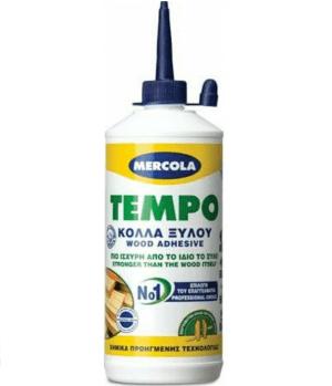 MERCOLA TEMPO ΙΣΧΥΡΗ ΚΟΛΛΑ ΞΥΛΟΥ 200ml