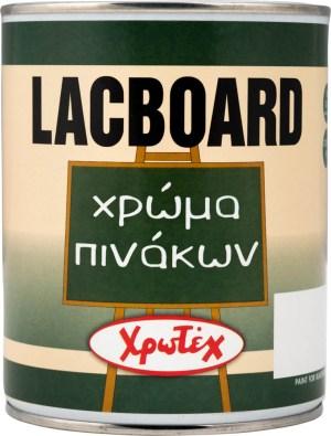 ΧΡΩΤΕΧ LACKBOARD ΧΡΩΜΑ ΠΙΝΑΚΩΝ 0.75Lt