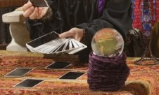 Psychic Readings with crystal ball