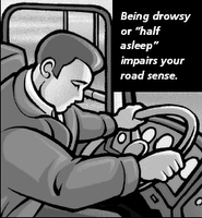Michigan Drowsy Driving