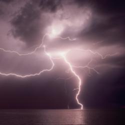 Michigan lightning