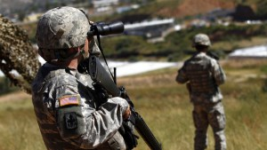 WHITE HOUSE AUTHORIZES BORDER TROOPS TO USE LETHAL FORCE