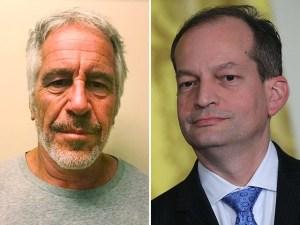 "Bombshell: Alex Acosta Reportedly Claimed Jeffrey Epstein ""Belonged To Intelligence"""
