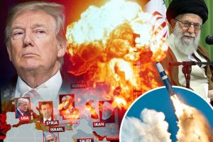 US on alert for imminent war as Iran crosses 'nuclear red line'