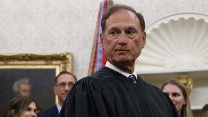 EP 2227-6PM SCOTUS JUSTICE ALITO MAKES TECTONIC MOVE TO HEAR PENNSYLVANIA CASE