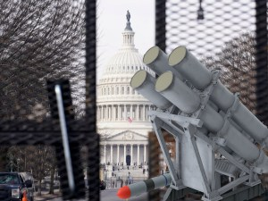"EP 2281-6P MASSIVE DEPLOYMENT;: PATRIOT MISSILES BATTERY TO DC; 35K TROOPS…FOR A ""VIRTUAL INAUGURATION""?"