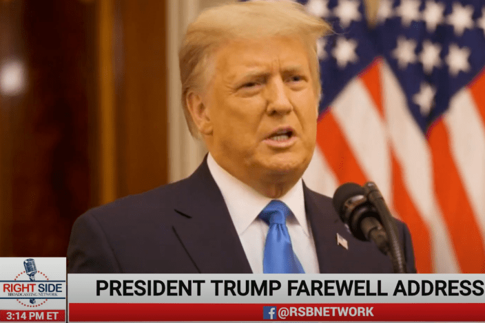 EP 2285-6PM BREAKING: PRESIDENT TRUMP's FAREWELL ADDRESS – TWITTER BAN's RSBN