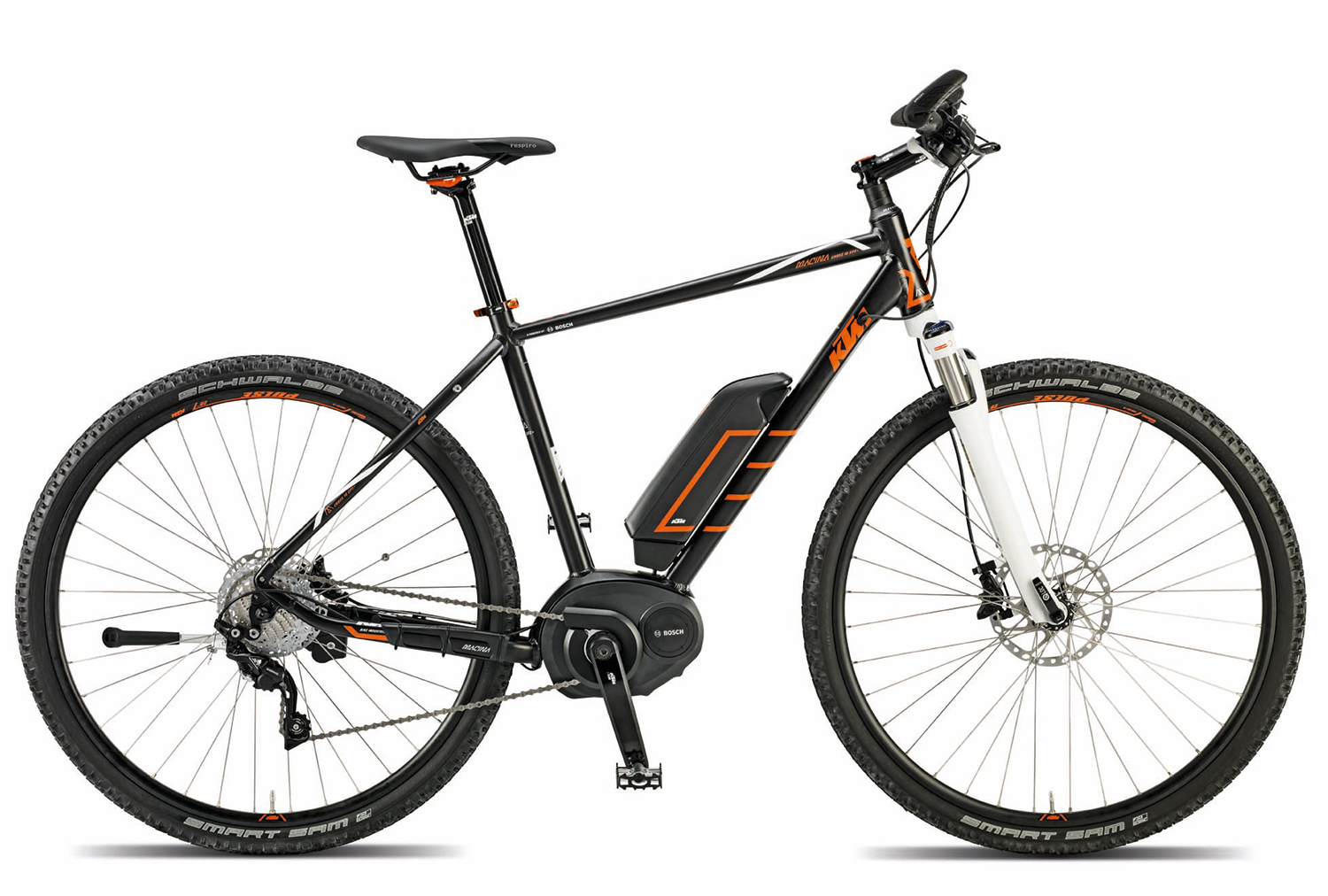 Ktm Macina Cross 10 Gps At The E Motion Store