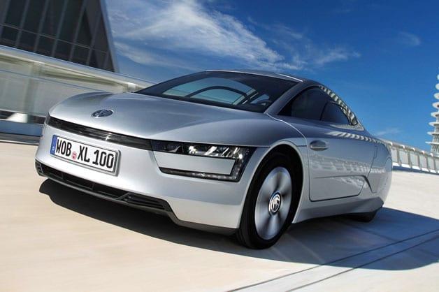 Volkswagen XL1 (Video)