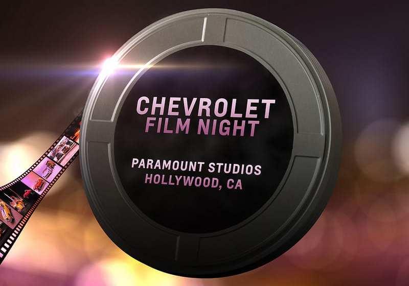 Hollywood'da Chevrolet'ye saygı gecesi
