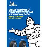 Michelin, 400 TL'ye varan servis indirimi ile kış dönemini başlatıyor