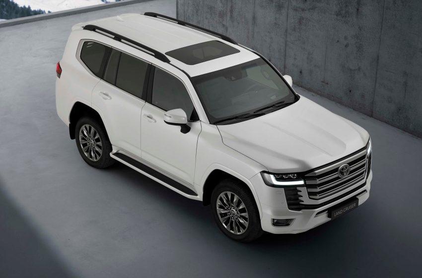 Toyota yeni nesil Land Cruiser'ı tanıttı