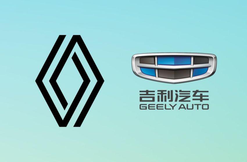 Renault ve Geely'den Çin'de işbirliği