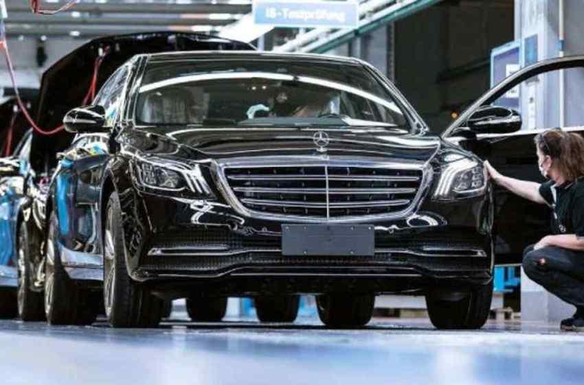 Çip krizi Mercedes-Benz teslimatlarını etkileyebilir