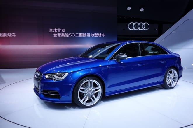 Audi A3 Sedan tanıtıldı