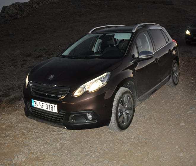 Peugeot 2008 Türkiye'de