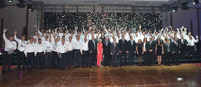 """""""Mercedes-Benz Türk Teknisyen Olimpiyatları"""" 10. yılını kutluyor"""