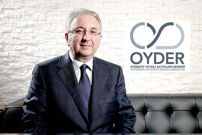 Ilısal yeniden OYDER Başkanı