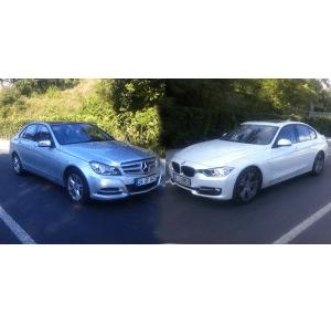 BMW 316i vs Mercedes-Benz C180