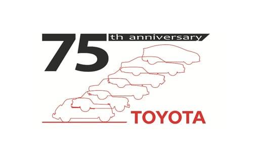 Toyota 75 yaşında