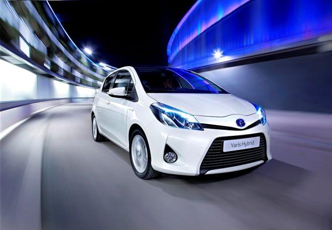 Toyota'da hibrid satışları tıkırında