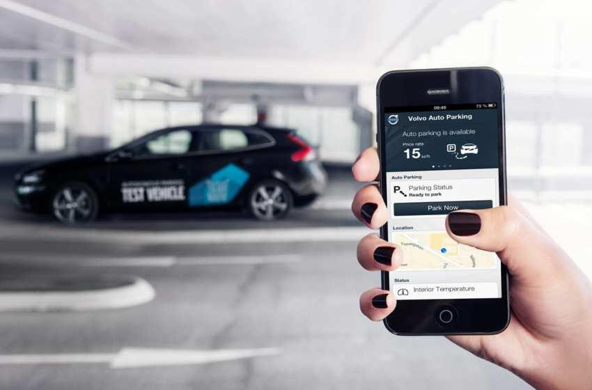 Volvo akıllı otomobil peşinde