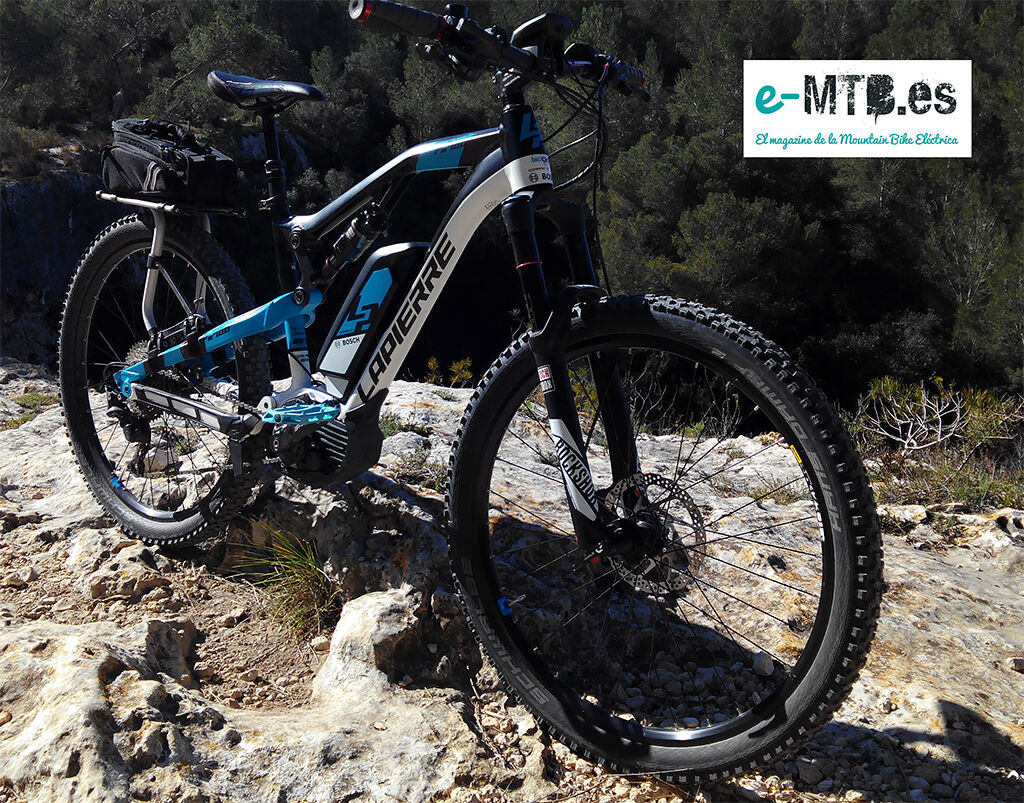 Test] Lapierre Overvolt FS 700 2016 | e-MountainBike