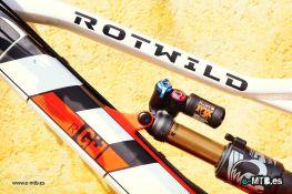 ROTWILD RG+FS Ultra 36 de 2018, una precursora bestial!