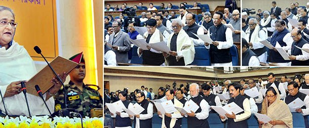 PM urges district council chairmen to work for continuation of government
