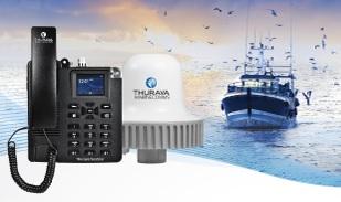 Thuraya SeaStar brings full accessibility to maritime satellite communications