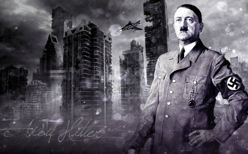 Вижте последното интервю на Адолф Хитлер! (поразяващи истини)