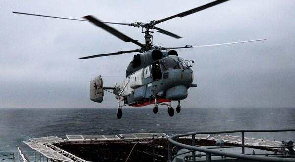 Руски хеликоптер