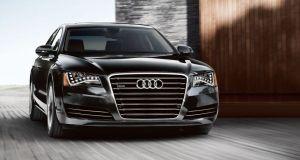 Audi A8 НСО