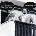 Зараждането на Борисов