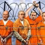 Политици за затвора