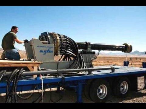 Руснак изобрети електромагнитна пушка - вижте за какво става въпрос (видео)