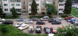 Ново 20! 15 лв. такса, за да си паркираш колата пред блока!