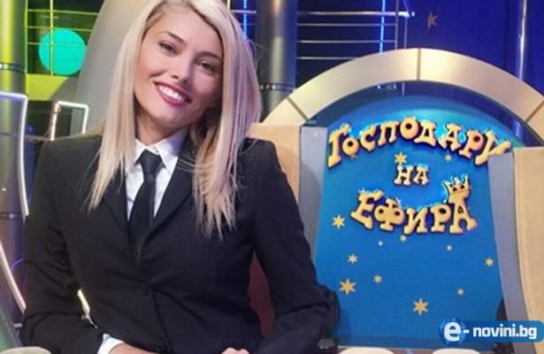 """Вижте непоказвани СНИМКИ на Ева Веселинова от времето преди """"Господари на ефира""""!"""