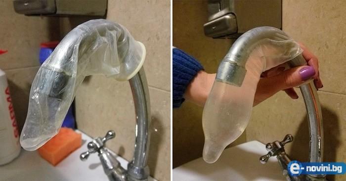 Когато майка ми видя как чистя банята се хвана за главата, но със сигурност трябва да пробвате, защото ефекта е поразителен!