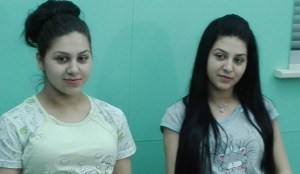 Това се казва съдба: Две сестри близначки преносиха бебетата си