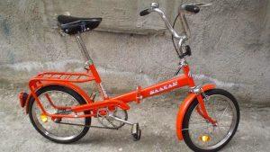 "Помните ли легендарното колело ""Балканче""?"