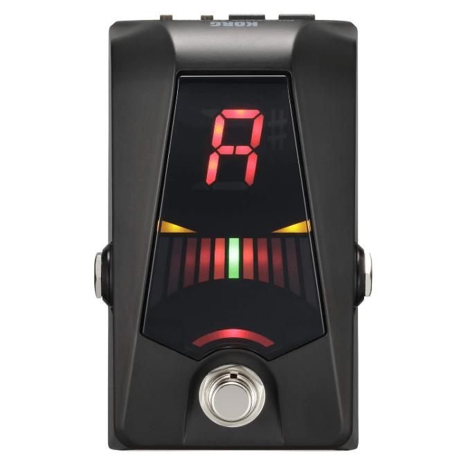 KORG ペダル式チューナー Pitchblack Advance ピッチブラック アドバンス PB-AD