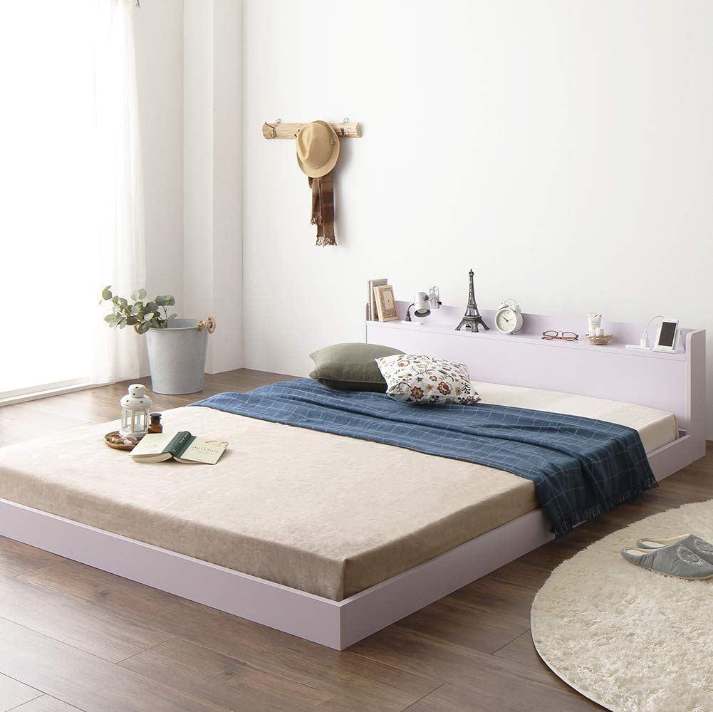 ベッド ロータイプ ベストバリュースタイル