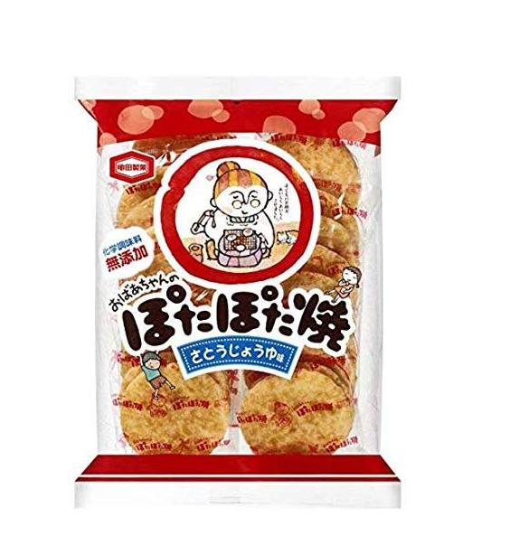 亀田製菓 ぽたぽた焼 20枚入り