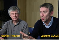 Patrick Thierry et Laurent Clause