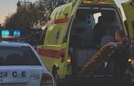 Τροχαίο ατύχημα με τραυματισμό στο Κερατσίνι