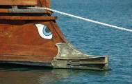 Σαλαμίνα: Έπιασε λιμάνι η Τριήρης «Ολυμπιάς»