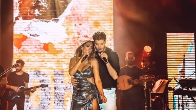 Ελλη Κόκκινου - Λούκας Γιώρκας: 10 sold out Σαββατοκύριακα στην Κύπρο